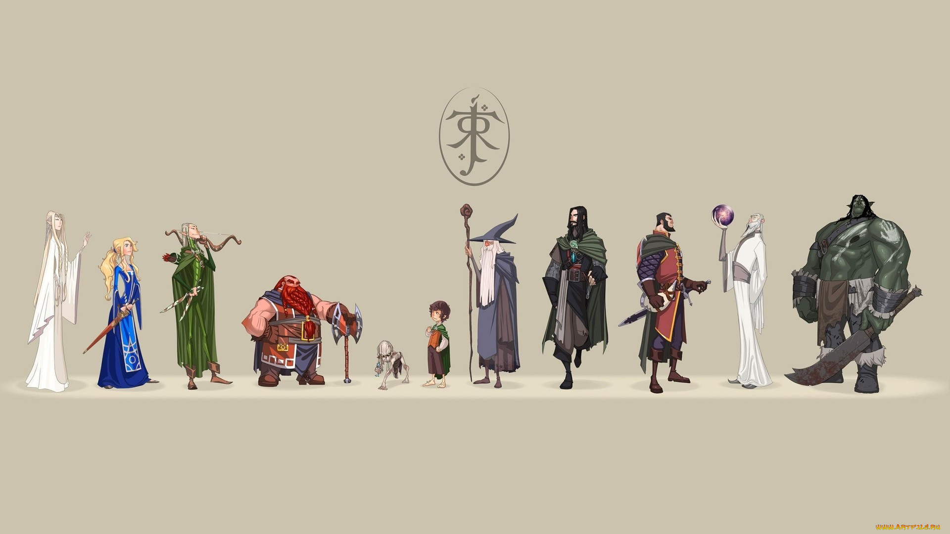 Lord of the rings hentia gallery cartoon pic